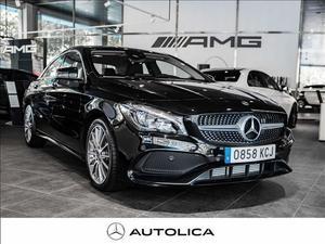 Mercedes Benz Clase CLA 220d 7G-DCT