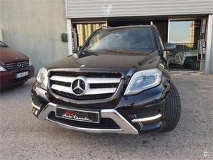 Mercedes-benz Clase Glk Glk 220 Cdi 5p. -13