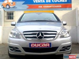 Mercedes clase b 109 cv. aut de segunda mano
