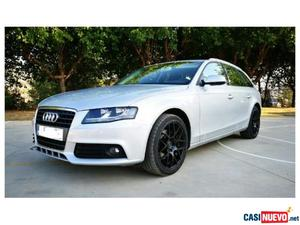 Audi a4 avant 2.0tdi de segunda mano