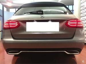 Mercedes-benz Clase C C 250 Bluetec Amg Line Estate 5p. -15
