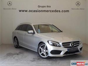 Mercedes-benz c 220 d sportive amg estate de segunda mano