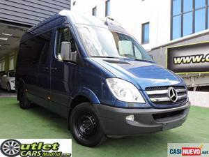 Mercedes-benz sprinter caravan de segunda mano
