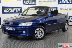 Peugeot 306 cabrio cv de segunda mano