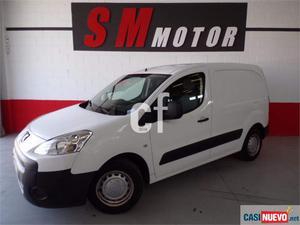 Peugeot partner furgon confort l1 hdi 75cv de segunda mano
