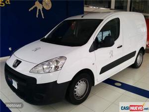 Peugeot partner furgon l1 hdi 90cv confort de  con