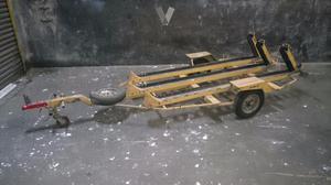 Remolque motos