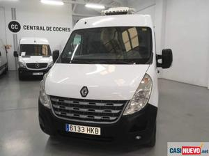 Renault master furgon dci 125cv l2h2 equipo de frio