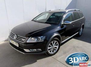 Volkswagen passat alltrack 2.0 tdi 140cv 4 motion de segunda