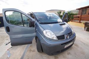 Furgoneta equipada Renault Trafic