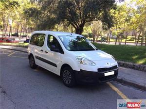 Peugeot partner tepee 1.6hdi access de segunda mano