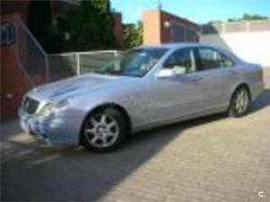 Mercedes-benz Clase E E 320 Cdi Avantgarde 4p. -01