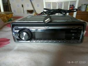 Radio JVC Alta Gama, 3 salidas RCA.