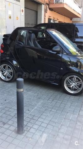 Smart Fortwo Cabrio Brabus Xclusive 2p. -13