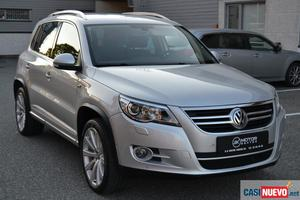 Volkswagen tiguan euro de segunda mano