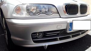 DEFENSA O PARAGOLPES NIEBLAS BMW E46