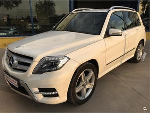 Mercedes-benz Clase Glk Glk 220 Cdi 4m Be Bright Edition 5p.