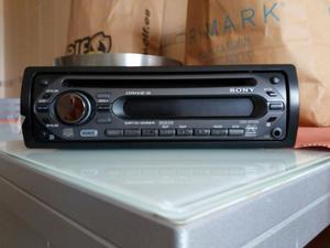radio cd con mp3 SONY