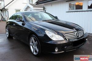Mercedes-benz cls de segunda mano