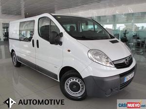 Opel vivaro 2.0 cdti 2.9t l2 combi 6 plazas de segunda mano