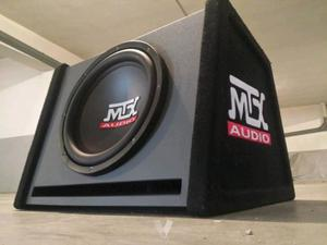 subwoofer mtx rms