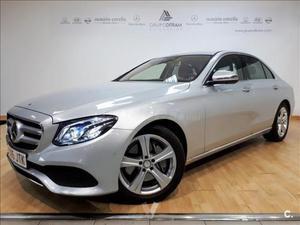Mercedes-benz Clase E E 350 D 4p. -16