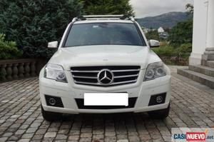 Mercedes-benz glk 220 cdi 4matic 170hk sportspakke h.feste
