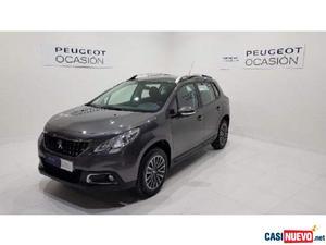 Peugeot  puretech 82 active 82 5p '16 de segunda