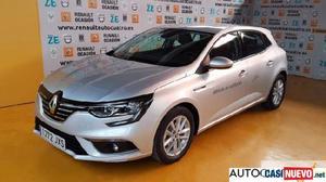 Renault mégane 1.2 tce energy zen 130 pequeño '17 de
