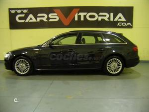 Audi A4 Avant 2.0 Tdi 136cv S Line Edition 5p. -13