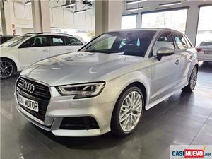 Audi a3 sportback 1.4tfsi 150cv s-line edition '17 de