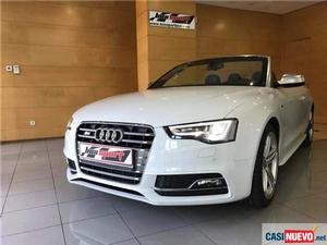 Audi s5 cabrio '03 de segunda mano