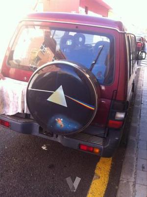 Cubre rueda de repuesto