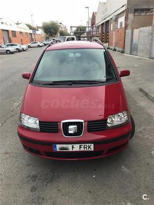 SEAT Alhambra 2.0 TDI 140cv Fancy 5p.