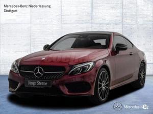 Mercedes-benz Clase C C Coupe 250 D Amg Line 2p. -16