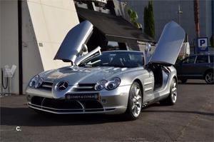 Mercedes-benz Slr Mclaren Roadster 2p. -08