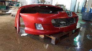 Paragolpes tunning 406 coupé