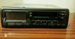 Radio cassette coche SONY