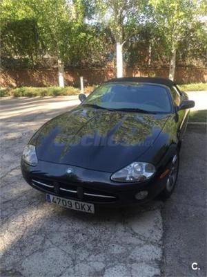 Jaguar Serie Xk Xk8 Convertible 2p. -01