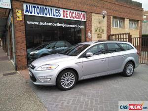 Ford mondeo wagon limited edition '14 de segunda mano