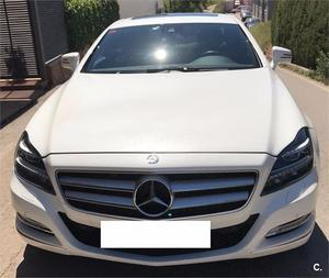MERCEDES-BENZ Clase CLS CLS 350 CDI 4MATIC BlueEFFICIENCY