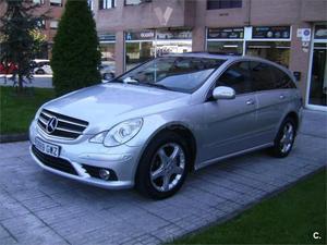 Mercedes-benz Clase R R 300 Cdi 4matic 5p. -10