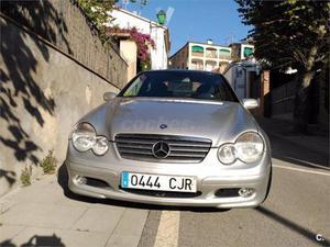 Mercedes-benz Clase C C 200 K Sportcoupe 3p. -01