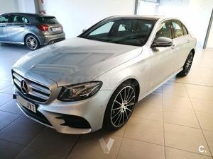 Mercedes-benz Clase E E 220 D 4p. -16