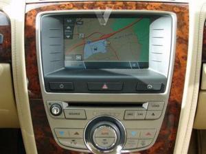 Mapa DVD  España Jaguar XK XKR XKR8