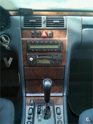 Mercedes-benz Clase E E 320 Cdi Elegance 4p. -00