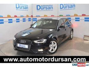 Audi a4 a4 2.0tdi avant *xenón *navegación *climatizador