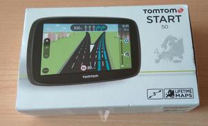 "TomTom Start 50 - Navegador GPS de 5"""