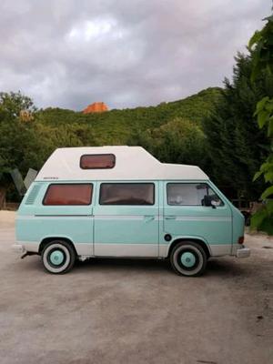 Volkswagen westfalia t3 camper