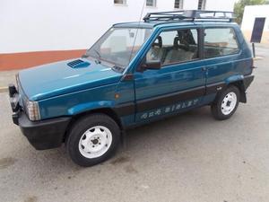 Fiat Panda Sisley 4x